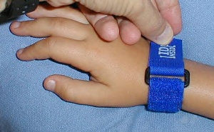 Child Safety ID Bracelet